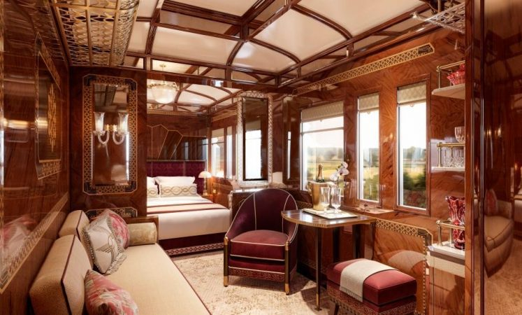 orient express costs