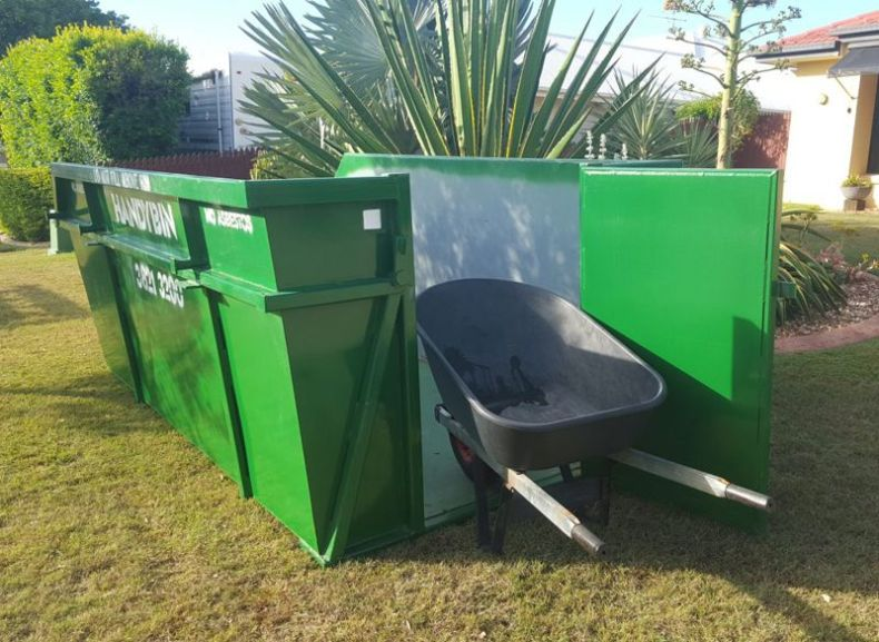 rubbish bin collection service